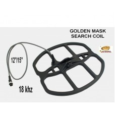 Golden Mask Search Coil 32x38sm DD-18Khz