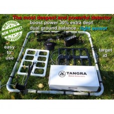 Pulse Induction Detectors - Tangra Pulse Force Metal Detector