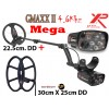 XP G-MAX II V4 MEGA - 2 search coils